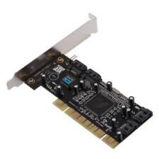 PCI SATA I / II card and Software Class 4 RAID support O2X8