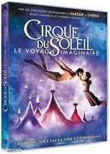 DVD Cirque du Soleil : le voyage imaginaire  NEUF
