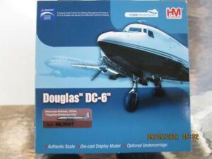 Hobby Master 1/200: Alaska Airlines DC-6B  N11817  HL5008