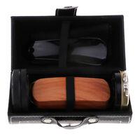 6Pcs Shoe Shine Care Kit Transparent Polish Brush Set for Boots Shoes Care