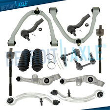 Front Control Arms + Tierods Sway Bars for 2003 - 2007 2009 G35 350Z RWD 2WD
