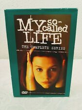 My So Called Life Complete Series 5 Dvd's