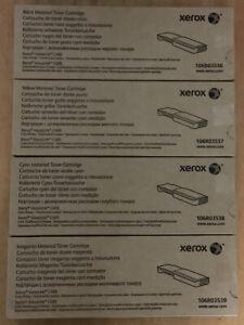 Xerox Versalink C400 Metered Toner Set