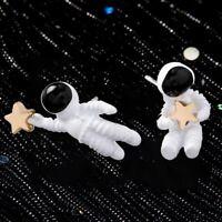 Cute Space Astronaut Star Ear Studs Earrings Drop Dangle Earrings Women JewelryX