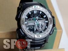 Casio Protrek Twin Sensor Analog-Digital Sport Men's Watch PRG-280-1