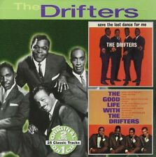 NEW Save the Last Dance for Me / The Good Life with the Drifters (Audio CD)