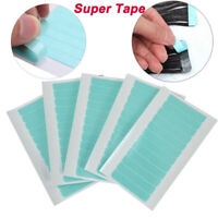 12-60pcs Double Sided Adhesive Super Tape For Tape in Hair Extensions Skin Weft
