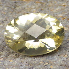 ORTHOCLASE-MADAGASCAR 13.455Ct FLAWLESS-LARGE-PRECISION FACETING-INVESTMENT!