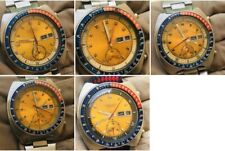 Lot Of 5 Five SEIKO Pogue Chronograph 6139-6002 Pepsi  Beautiful Watches