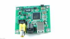 Assembled CM6631A USB To SPDIF Support coaxial optical output 24Bit/192K