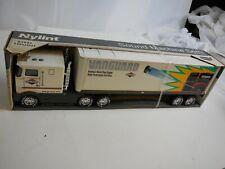 1994 Nylint Vanguard Briggs & Stratton pressed steel semi truck, tractor trailer