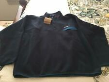 Patagonia Men's Synch Snap-T Pullover Jacket Size X Large Navy Blue