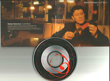 The Band ROBBIE ROBERTSON In the Blood PROMO DJ CD Single 1997 CDCLDJ 801 MINT