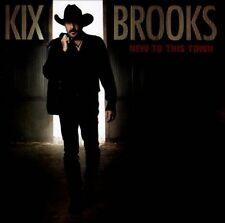 """Kix Brooks """"New To This Town"""" w/ Bring It On Home, Moonshine Road & more"""