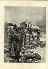 1897 búsqueda de oro British Columbia cantón Woodville
