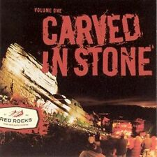 Various Artists : Carved in Stone-Red Rocks CD