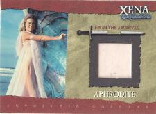 Xena Season 6 - R3 Aphrodite Costume Card