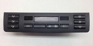 2001-2002 E46 BMW M3 AC Controls with Auto, 64.11 6 916 882 M3004