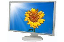 "NEC MultiSync E222w 22"" 1680 x 1050 300 cd/m² 5ms VGA DVI Weiß"