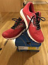 Brooks Women's Glycerin 16 Running Shoes-Pink (UK8-EU 42/VGC)
