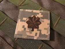 Galons US - LIEUTENANT COLONEL - grade scratch ACU DIGITAL rank insignia