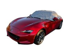 Mazda Miata MX5 Mk4 Soft Top Roof Protector Half Cover - 2015 to 2018 (262G)