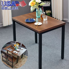 Small Kitchen Table Folding Wood Small Spaces Desk Office Dining Room Furniture
