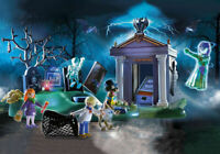 PLAYMOBIL #70362 Scooby-Doo Adventure in the Cemetery NEW!