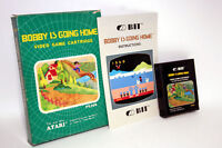BOBBY IS GOING HOME PG206 USATO BUONO ATARI VCS 2600 BIT CORP PAL ITA GD1 58527