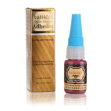 15ml Extension False Eye Lashes Eyelash Smellless Black Glue Adhesive US Seller