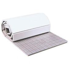 10 m² Dämmmatte Rolljet 25-3mm für Fußbodenheizung mit Tackerplatte Tackersystem