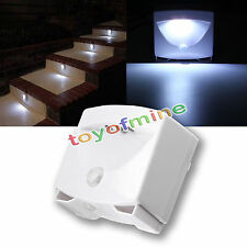 3 LED Indoor Mighty Light Motion Sensor Activated Outdoor Night Light
