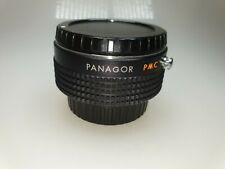 Panagor PMC Auto Tele Converter 2x C-Y Contax/Yashica Anschluss