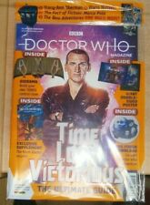 BBC Doctor Who Magazine #556 2020 Time Lord Victorious Ultimate guide + poster