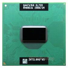 Intel Pentium 755 PM755 2.0Ghz 2MB 400 M SL7EM RH80536GC0412M CPU Procesador