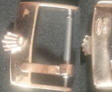 Original Vintage Rolex Buckle Fibbia 18mm inner Rose Gold Plated Mint ! L@@K ! !
