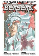 Berserk The Flame Dragon Knight Light Novel English paperback new