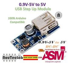 0.9V-5V to 5V DC-DC USB Voltage Converter Step Up Booster Power Supply Module