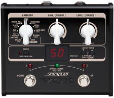 VOX STOMPLAB1G Black Modeling Guitar Multi-Effects Pedal Stomp Box F/S
