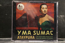 Yma Sumac - Ataypura   4 CDs