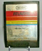 ATLANTIS by iMagic - Tested Working Atari 2600 Game Cartridge Cheap Shipping!