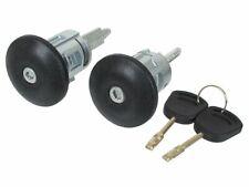 Serratura porta nera 2 chiavi cilindro anteriore destro per Transit MK6 2000-2006
