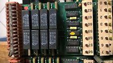 PLC LANDIS + GYR SAIA PCA1 A21 8 RELE