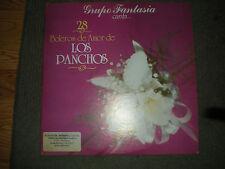 Grupo Fantasia canta 28 Boleros de Amor de LOS PANCHOS=LP-Velvet Records/Latin
