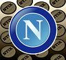 Napoli Logo Color Die Cut Vinyl Sticker Car Window Hood Bumper Decal