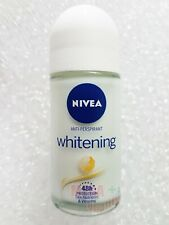 50 ml. Nivea Whitening Gentle Care 48h Roll On Tightens Pores Smoothens Skin