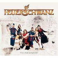 FEUERSCHWANZ - WALHALLIGALLI  CD+++++++++14 TRACKS++++++++++ NEU