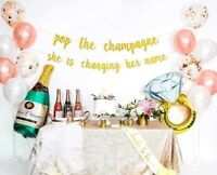 BRIDAL SHOWER BACHELORETTE PARTY DECORATIONS KIT FREE TATTOOS! VEIL, SASH