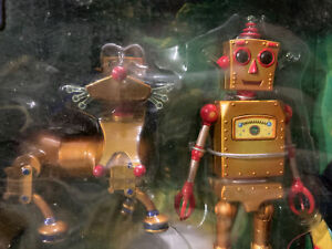1999 Nova's Ark Nova & Sparky Robot Creation Set NIB by Trendmasters