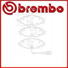 07.B314.93#289 PASTIGLIE FRENO ANTERIORE SPORTIVE BREMBO SPORT VW GOLF VII (5G1,